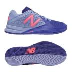 newbalance ニューバランス  テニスシューズ オールコート用 WC996SB2 2E BLUE/PINK カラー レディース