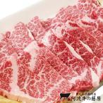 「阿波牛の藤原」特選黒毛和牛焼肉用500g
