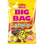 カルビー ポテトチップスBIGBAG しあわせバタ〜 12袋(1ケース)(MS)