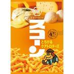 湖池屋 スコーンとろけるクアトロチーズ 75g×12個入り (1ケース) (YB)