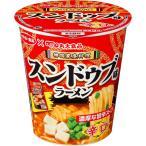 サンヨー食品 丸大食品監修 スンドゥブ辛口味 ラーメン 65g×12個入り (1ケース) (KK)