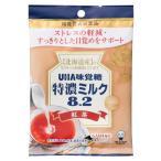 UHA味覚糖 機能性表示食品特濃ミルク8.2紅茶 93g×72袋入り (1ケース) (YB)