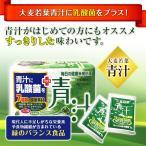 【富士薬品直販】大麦若葉青汁 30袋入り 送料無料 乳酸菌 青汁