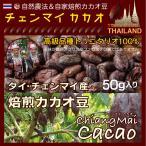 [GAP認証済み自社農園産] 焙煎カカオ豆 高級品種トリニタリオ100% 50g入り