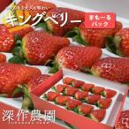 いちご イチゴ 苺 高級 果物 ギフト キングベリー 苺まもーるパック 1パック
