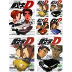 頭文字 イニシャル D 全7枚 ACT1〜26 レンタル落ち 全巻セット 中古 DVD