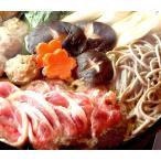【送料無料】おそば屋さんの鴨鍋<4人前>・そば付き ※北海道・沖縄は1760円別途送料が必要
