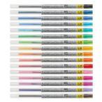 Yahoo!文具のしん太商店スタイルフィット ゲルインクボールペン リフィル 0.38mm UMR-109-38