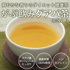 グアバ茶 グァバ茶 ノンカフェイン 国産 茶 健康茶 送料無料 ティーバッグ 30包 ふくちゃ 福茶