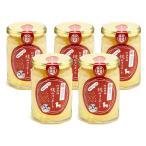 桃のコンポート 200g×5個セット 福島県産桃を贅沢に2個使用 甘さひかえめ 国産 贈答用・ギフト 阿部農縁 モモ