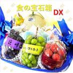 デラックス食の宝石箱【DX】フルーツバスケット【超・超!豪華盛籠】【送料無料】《果物 詰め合わせ》《フルーツ 盛り合わせ 》《法事 お供え 》