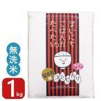 無洗米 1kg コシヒカリ 福井県産 令和元年産 白米 特A 米1kg 白米 送料無料  ポスト投函