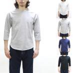 WALLA WALLA SPORT/ワラワラスポーツ ベースボールTシャツ ソリッド