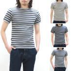 AVIREX アビレックス ボーダーTシャツ--3240