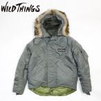 WILD THINGS/ワイルドシングス D-3B JACKET / デナリN-3Bジャケット