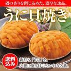うに貝焼き(3ヶ入) お中元/贈答品/ギフト/福島/送料込