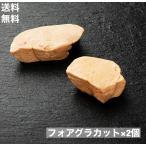フォアグラ ポーション 約30g ×2個 冷凍 送料無料 カナール 1000円送料込