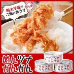 日本テレビ「ヒルナンデス!」で紹介されました!めんツナかんかん3缶セット!※お熨斗はお付けできません※
