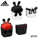 アディダス IZT47 パター用 3ストライプ ヘッドカバー マレット パターカバー MT adidas 2020 日本正規品 数量限定/特別価格 即納