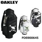 オークリー FOS900645 スカル ゴルフバッグ 15.0 キャディバッグ 9.5型 4.3kg SKULL GOLF BAG OAKLEY 2021 37p 数量限定/特別価格 即納