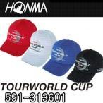 本間ゴルフ 591-313601  ツアーワールドカップ キャップ 2015