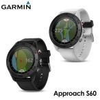 ガーミン アプローチ S60 腕時計型GPS ゴルフナビ 日本正規品 2017モデル tpup