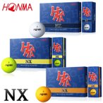 本間ゴルフ NX BT-1701 ボール 1ダース(12球入り) HONMA 2017 数量限定/特別価格 即納