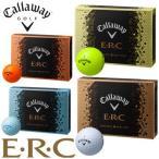 キャロウェイ ERC ゴルフボール 1ダース(12球入り) 日本正規品 Callaway ERC 2016 数量限定/特別価格 即納