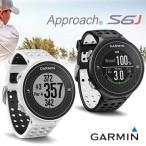 即納 ガーミン アプローチS6J ゴルフナビ 高感度GPS GARMIN Approach S6J  日本正規品 ウォッチ 時計