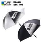ターフデザイン TDPS-1970 超軽量パラソル PARASOL 専用袋付き ゴルフ 暑さ対策 TURFDESIGN