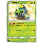 ポケモンカードゲーム/PK-SM6B-007 サボネア C