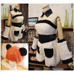 コスプレ衣装 AKB48メンバー 篠田麻里子はパンダコス  動物パンダ仮装 アニマルコスプレが可愛すぎると話題 bw024c0