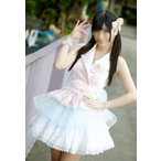 AKB48 26th 真夏のsounds good 渡辺麻友コスプレ衣装 まゆゆ BW034F/代引不可