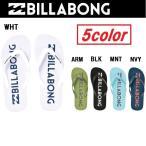 ビラボン メンズ BASIC LOGO ビーチサンダル BILLABONG THONGS  5カラー