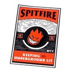 SPITFIRE MISC BIG HEAD LAPEL PIN-スピットファイア ピンバッジ