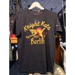 Johnson Motors KNIGHT KATS S/S tee ジョンソンモータース 半袖TシャツBLACK TAR
