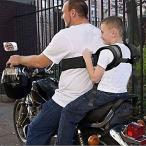 バイク 子供用 タンデムベルト シートベルト 補助ベルト セーフティー