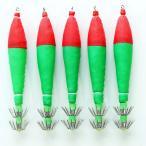 【即納】 イカ釣り 夜光 4.0号(約11cm) 浮きスッテ 20本 Y20sute4hs1303c13