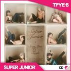 在庫品 SUPER JUNIOR 「Sexy Free Single」 TYPE-B アルバム 全国送料無料