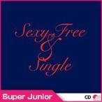 在庫品 SUPER JUNIOR 正規6集Sexy Free Single TYPE-A アルバム 全国送料無料