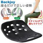 バックジョイ ポスチャー プラス Backjoy 骨盤サポート 座椅子 クッション 腰ケア Posture Plus Sit Smart 並行輸入品