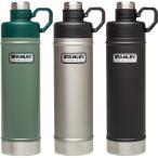 スタンレー 水筒 0.75リットル 750ml STANLEY 直飲み 真空ボトル マグボトル クラシック バキューム ウォーター ボトル 25oz ステンレスボトル