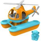 グリーントイズ シーコプター オレンジ/ブルー Green Toys Seacopter, Orange/Blue 並行輸入品