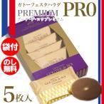 ガトーフェスタハラダ ラスク チョコレート グーテ・デ・ロワ プレミアム PR0 ミルクチョコレート 5枚 簡易箱