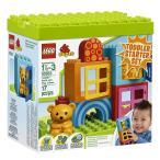 レゴ デュプロ LEGO DUPLO 10553 基本セット・楽しいキューブ Toddler Build and Play Cubes レゴブロック 男の子 女の子 知育玩具 並行輸入品