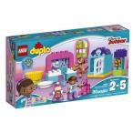 レゴ デュプロ LEGO DUPLO 10828 ドックはおもちゃドクター どうぶつのおせわ Disney Doc McStuffins Pet Vet Care Building Kit レゴブロック 並行輸入品