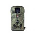 トレイルカメラ 1080P 日本語表記 動体検知 防水 暗視 時差撮影 不可視赤外線 自動撮影/防犯/狩猟用/生態観察用/野外監視カメラ SDカード32GBまで録画 LTL-5210A
