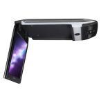 10.1インチ 超薄型デジタルスクリーン 高画質 フリップダウンモニター IRヘッドホン対応 タッチパネル 日本車向け L0121M