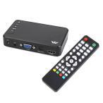 フルHD 対応(最大1920x1080)マルチメディアプレーヤー SD/USB/HDD HDMI/VGA対応 MP400