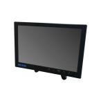 オンダッシュモニター 10インチ メディアプレーヤー機能 IPS液晶 HDMI/VGA/RCA入力搭載 スピーカー内臓 USBメモリデータ再生対応 OMT101